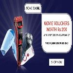 India Desire : Snapdeal Movie Mania: Free Movie Voucher Worth Rs 200 On Purchase Of Selected Products