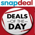 India Desire : Snapdeal Deals Of The Day 26th October 2016