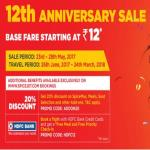 India Desire : Spicejet 12th Anniversary Sale: Flight Fares Starting At Rs 12