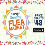 India Desire : Shopclues Sunday Flea Market Deals 23rd Sep 2018 Starting @ Rs 25 Only