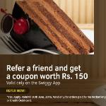 India Desire : Swiggy Refer And Earn Offer: Refer A Friend And Get Free Coupon Worth Rs 150