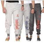 India Desire : Buy Swaggy Silver,Grey Running Track Pants For Mens (Pack Of 3 ) At Rs 389 From Shopclues [Flat 70% Off]