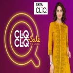 India Desire : Tata Cliq Weekend Sale: Get Rs 250 Cashback On Order Above Rs 500 + Extra 10% Discount With SBI cards [14th-16th Dec]