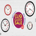 India Desire : Tata Cliq Clock Sale : Get 50% To 90% Off On Best Brand Deals Between 20th To 23rd September 2017