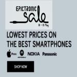 India Desire : Tata Cliq Epictronic Sale [10th - 13th May]: Get Upto 80% Off On Smartphone, Appliance & More + Extra 10% Off Via HDFC Bank Cards