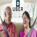 India Desire : Uber Senior Citizens Offer : Get Flat Rs 75 Off For Senior Citizens 10 Rides Every Month In Delhi NCR
