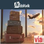 India Desire : Via.com Mobikwik Offer : Flat Rs 200 Cashback On Every Booking At Via.com Pay With Mobikwik