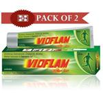 India Desire : Buy Vioflam Instant Pain Relief Hot Gel ( Pack of 2 ) Only Rs. 69 From Snapdeal [MRP Rs 174]