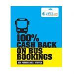 India Desire : Get 100% Cashback On Bus Tickets At Yatra App- YTOFFER