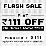 India Desire : Printvenue Flash Sale : Get Rs. 111 Off On Order Above Rs. 299 From Printvenue-X111