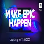 India Desire : Xiaomi Laptop Launch Date @11th June 2020: Amazon Price, Specifications & Buy Online In India