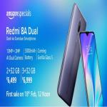 India Desire : Buy Xiaomi Redmi 8A Dual @Rs 7499 From Amazon [Flat 10% Off Via HDFC Bank Cards]