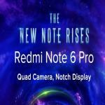 India Desire : Xiaomi Redmi Note 6 Pro Flipkart Price @13999 : Buy In Open Sale, Specifications, Launch Date & Trick To Buy Online In India