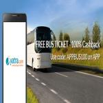 India Desire : Yatra.com 100% Cashback Offer : Get 100% Cashback On Bus Bookings From Yatra Mobile APP