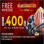 India Desire : Yepme Free Movie Card Offer : Get Free Movie Card Worth Rs. 400 On All Winter Wear Shopping