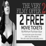 India Desire : Zivame Wonder Offer : Get Flat 40% Off At Zivame + Free 2 Movie Voucher